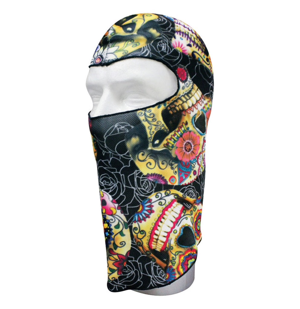 Scattered Sugar Skulls Balaclava