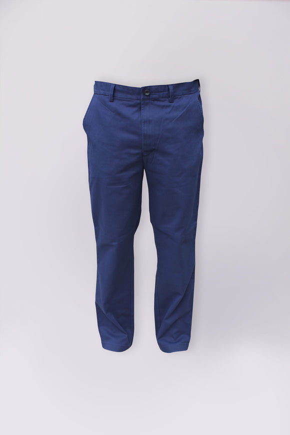 Mens Trousers with Easy Access Fly