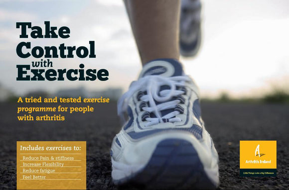 Take Control with Exercise Book & DVD