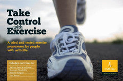 Take Control with Exercise book