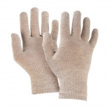 8% Silver Gloves- Extra Small