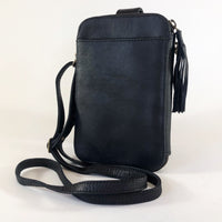 Leather Phone & Travel Pouch | MANDALA Leather Range | Industri Design