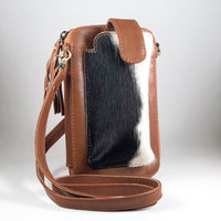 Leather Travel & Phone Pouch | Maha
