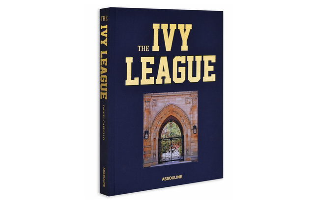 The Ivy League Book by Daniel Cappello