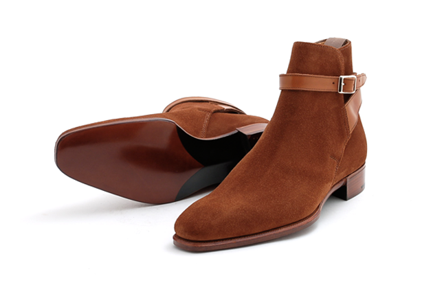 Alfred Sargent Snuff Suede Walton Boot