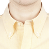 Yellow Oxford 50s Button Down Shirt