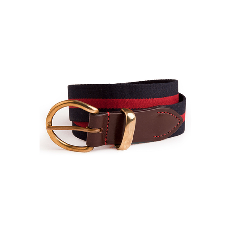 Red Stripe Belt