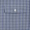 Blue Gingham Oxford Shirt