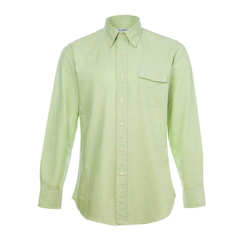 Reed Green Oxford Shirt