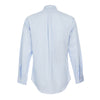 Blue Club Collar Shirt