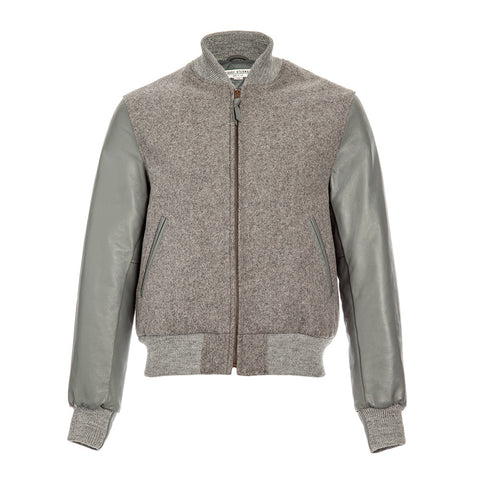 The Slim Fit Varsity Jacket