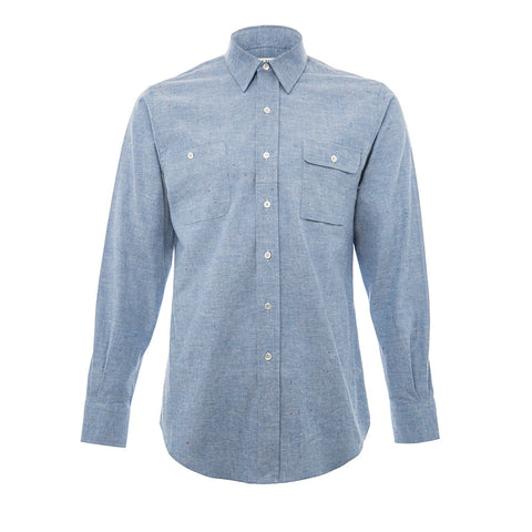 Light Chambray Workwear Shirt