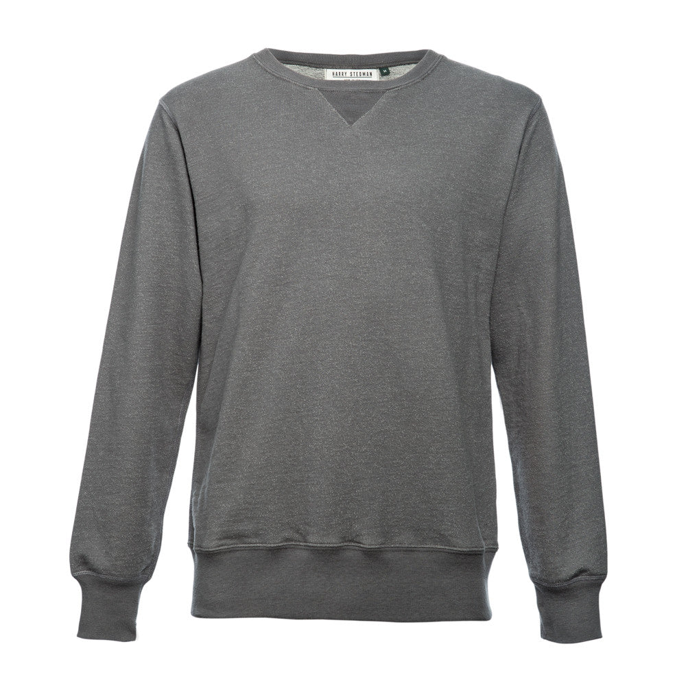 Charcoal Lightweight Sweat