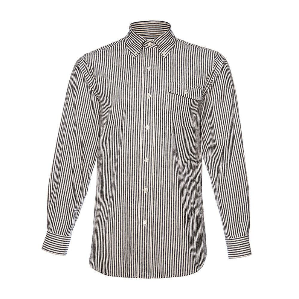 Vintage Stripe Long Sleeve Shirt
