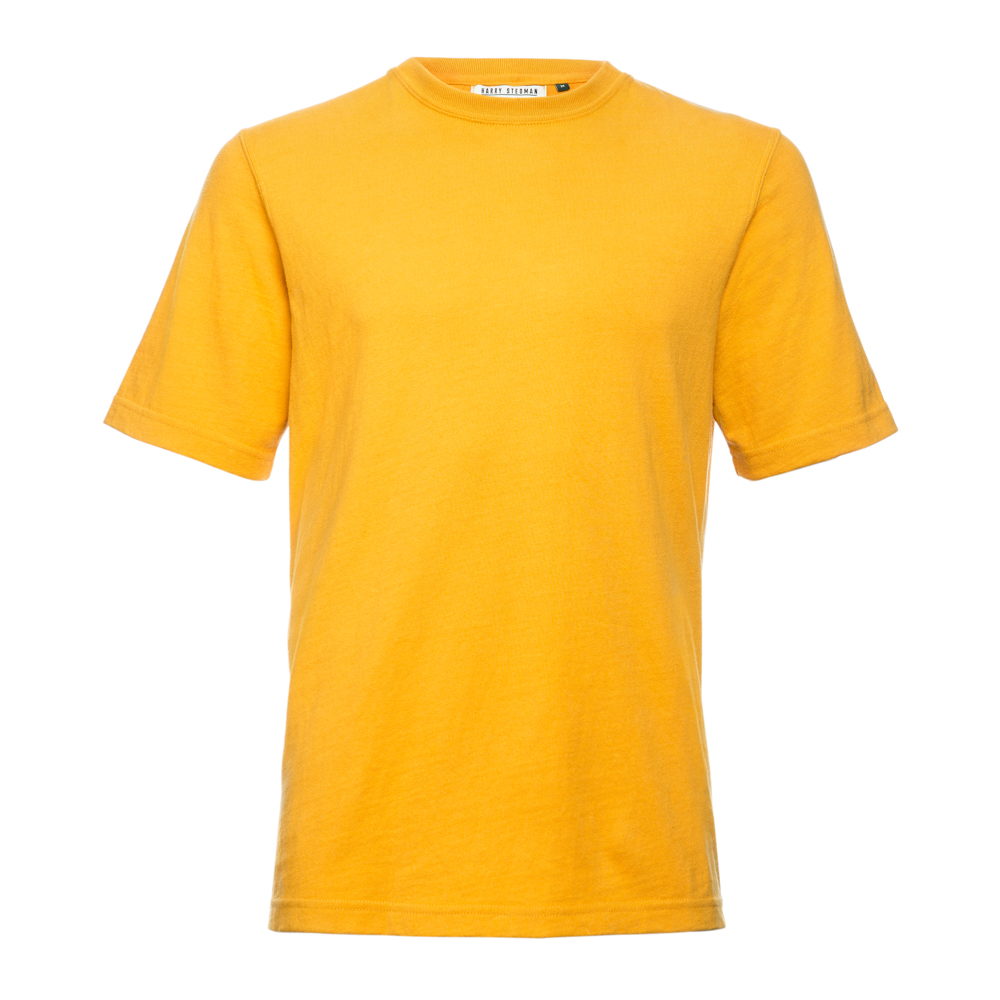 YELLOW GOLD T-SHIRT