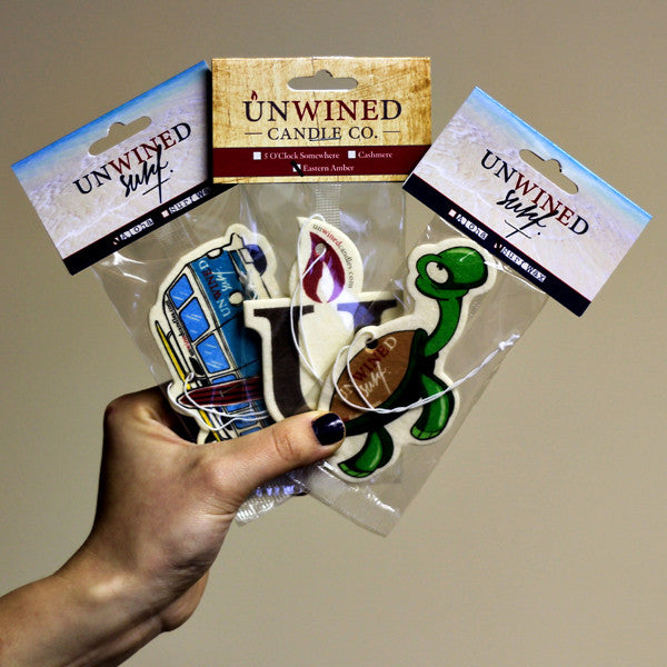 Unwined  Air Fresheners