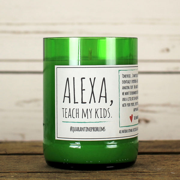 Quarantine Collection ~ Alexa, Teach My Kids