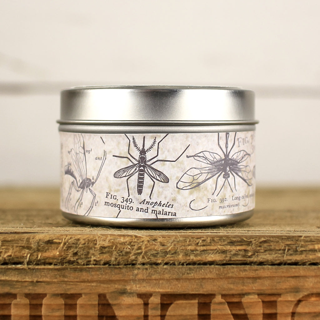Citronella Travel Tin Candle