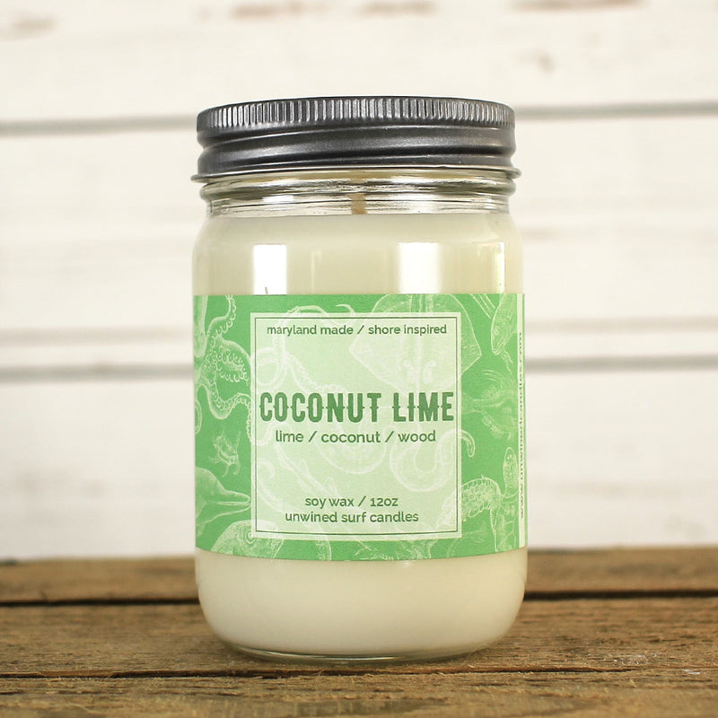 Unwined Surf - Coconut Lime