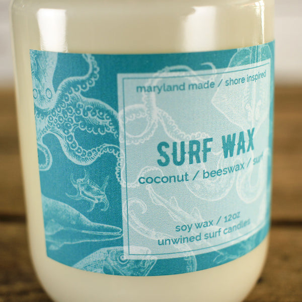 Unwined Surf - Surf Wax