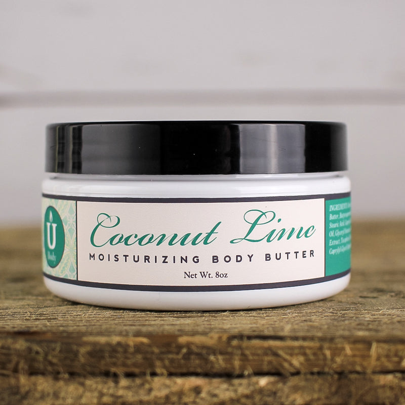 Unwined Body - 8 Ounce Body Butter