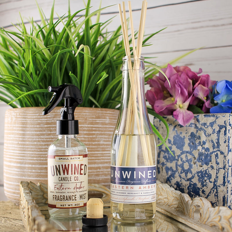 Unwined Candles - Small Batch Fragrance Mist