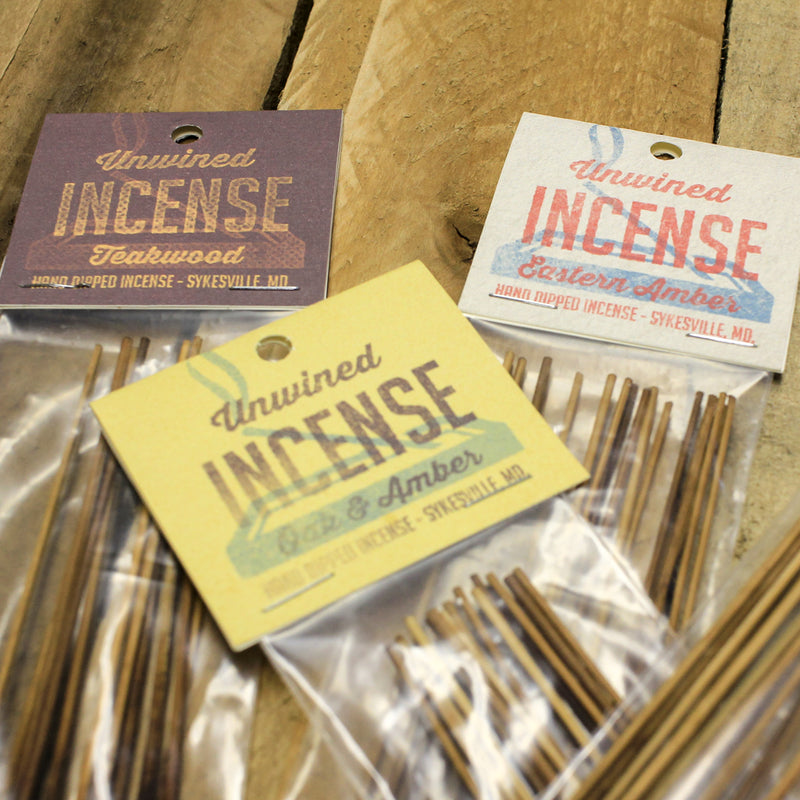 Incense - Teakwood