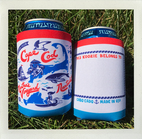 Cape & Islands Custom Koozie