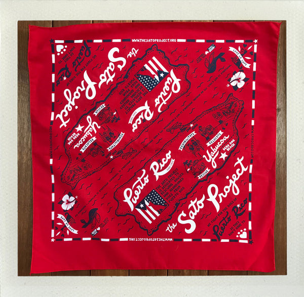 Sato Project Bandana