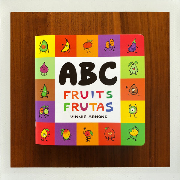 ABC's of Fruits / Frutas