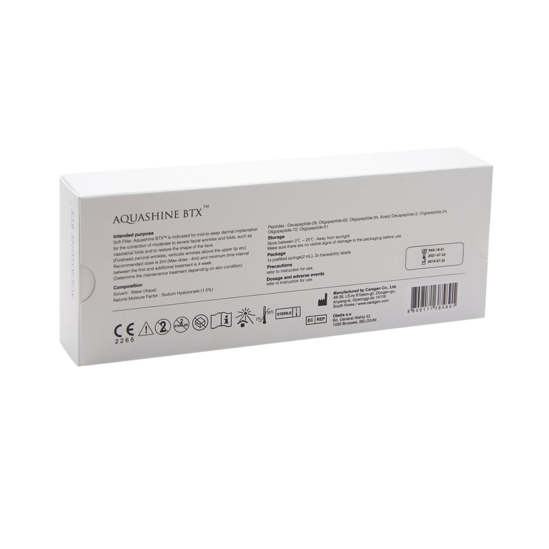 Aquashine BTX 1 x 2.0 ml