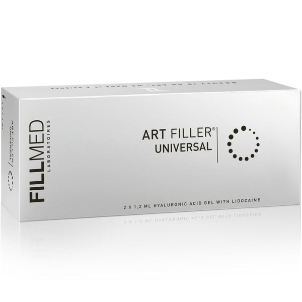 Fillmed® Art Filler Universal 2 x 1,2 ml