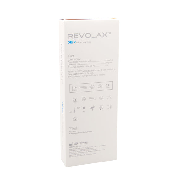 REVOLAX DEEP Lidocaine 1x 1,1ml