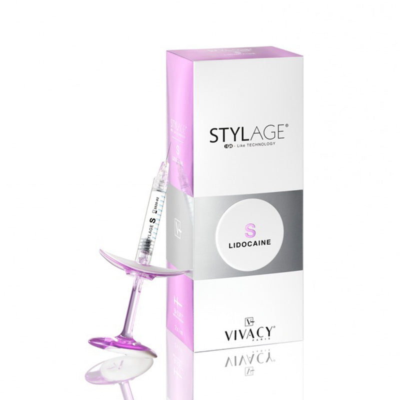 STYLAGE ® S Bi-SOFT Lidocaine 2 x 0,8 ml