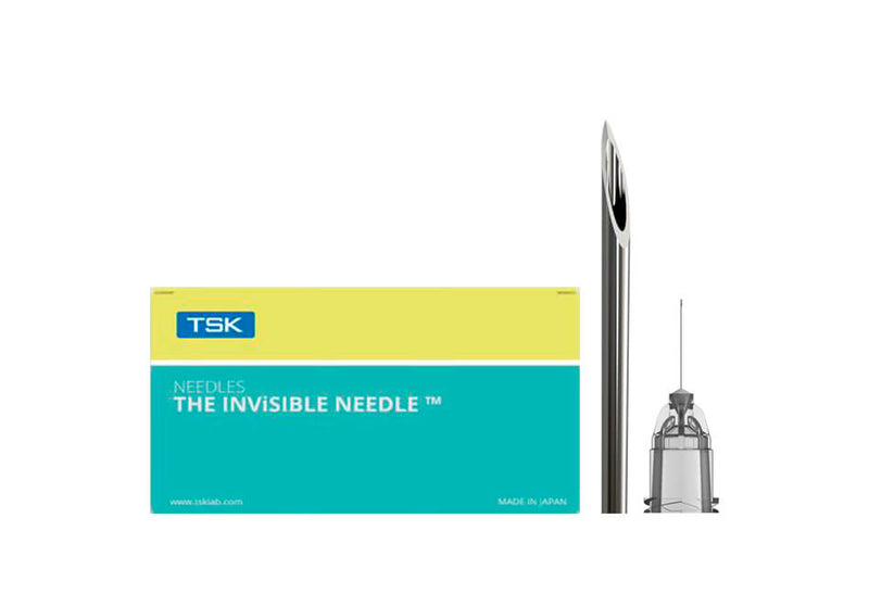 TSK Steriject Nadel | The INViSIBLE NEEDLE 34G 9mm