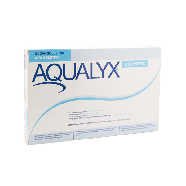 Aqualyx Phosphatidylcholin Lipolyse 10x 8ml - Jolifill.de