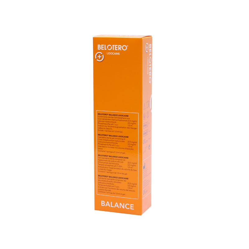 Belotero Balance Lidocaine 1x 1,0 ml - Jolifill.de
