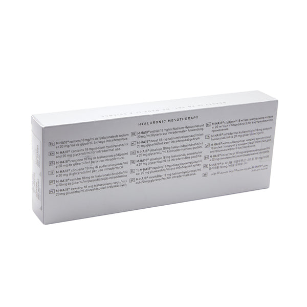 Fillmed M-HA 18 1x 1.0 ml