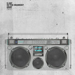 K-Def - In The Moment (LP, Electric Blue Vinyl)