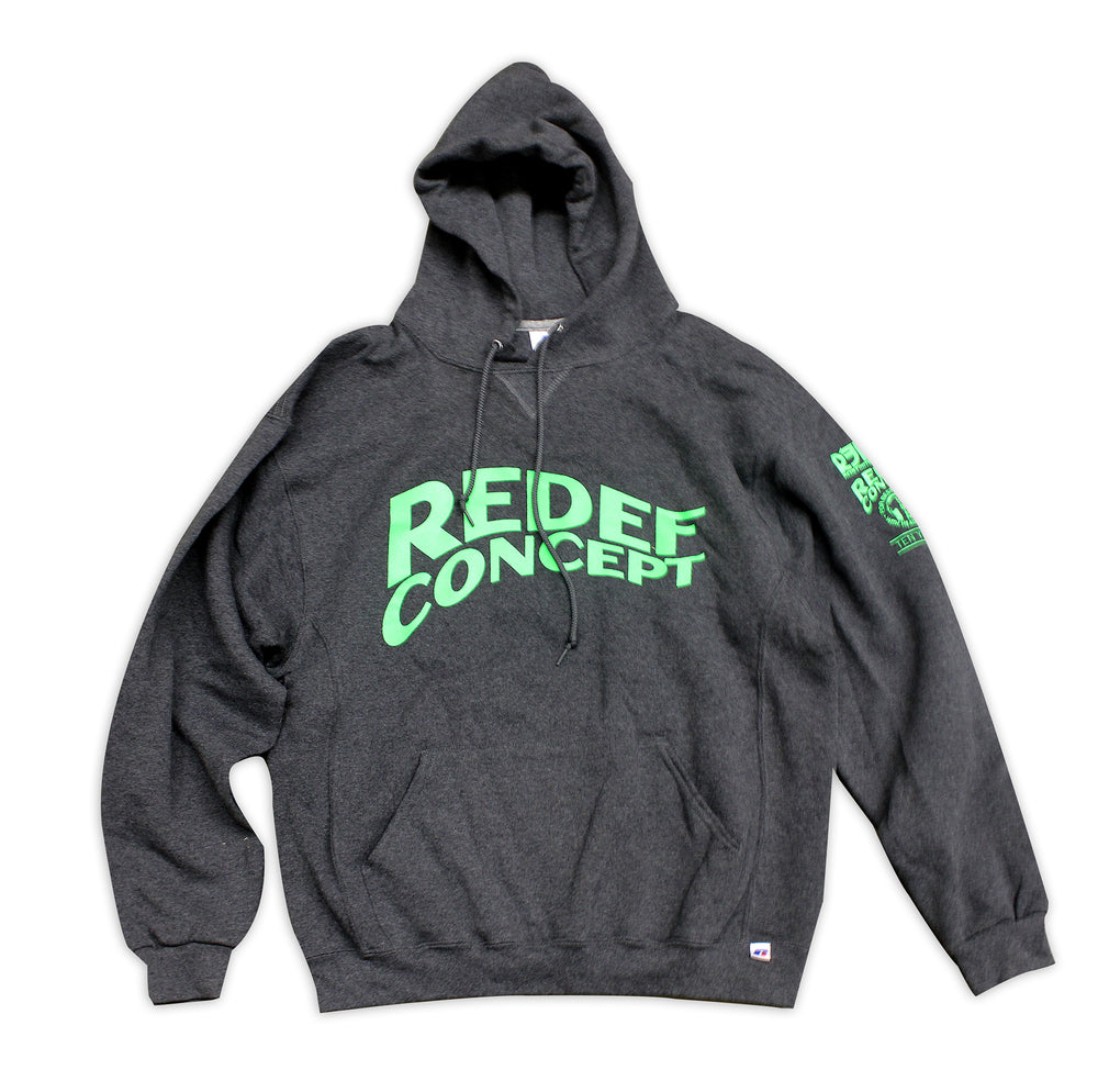 Redefinition Records Redef Concept Hoodie (Grey)