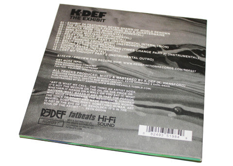 K-Def - The Exhibit (CD)