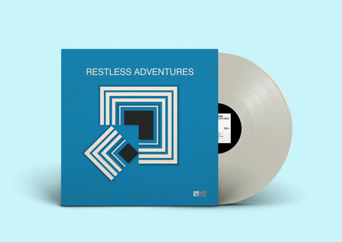 "Klaus Layer - Restless Adventures - 12"" Vinyl LP (CLEAR)"