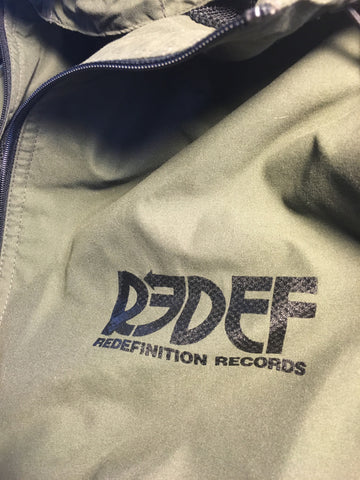 Redefinition Records Jacket (Green)