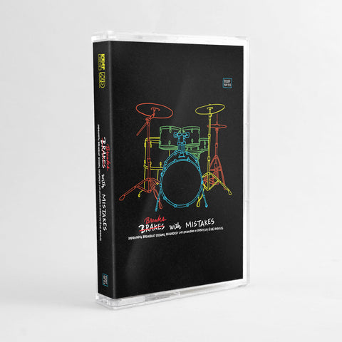 Earl Davis - Breaks With Mistakes (Cassette)