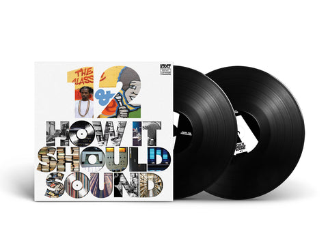 "Damu the Fudgemunk - How It Should Sound Vol 1 & 2 - (2x12"" Black Vinyl)"