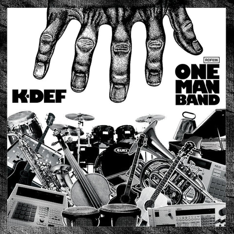K-Def - One Man Band (CD)