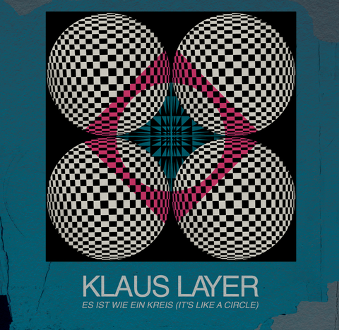 "Klaus Layer - Es Ist Wie Ein Kreis (It's Like A Circle) - 10"" Vinyl EP (Clear Version)"