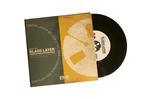 "Klaus Layer - Play Me An Old Melody - (45 / 7"" Single)"