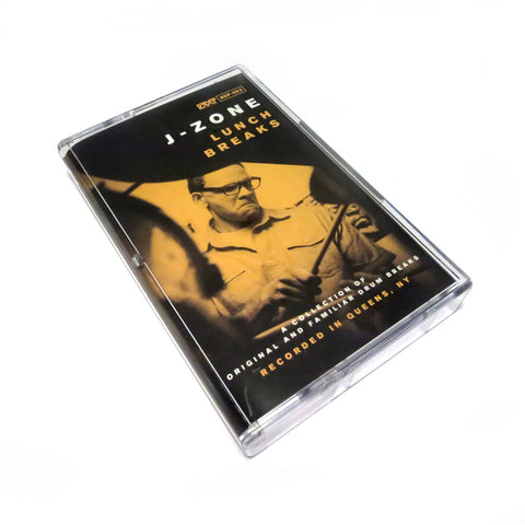 J-Zone - Lunch Breaks (Cassette Tape)