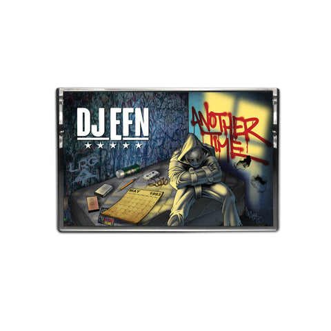 DJ EFN - Another Time - Cassette Tape (Limited to 100 Units)